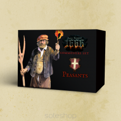 Peasants Set (plastic)