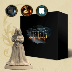 Anno Domini 1666 Pledge Manager all-in (plastic)