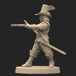 Metal miniature - Ketling