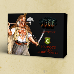 Envoys of the High Porte faction box (plastic)