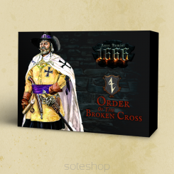 Broken Cross faction box (metal)