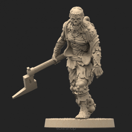 Metal miniature - Monstrum