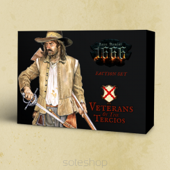 Veterans of the Tercio Faction box (metal)