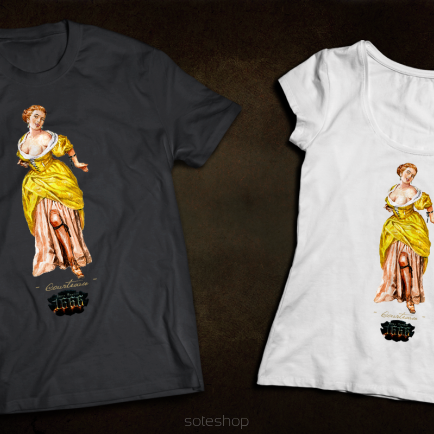 T-SHIRT Courtesan