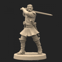 Metal miniature - Longinus