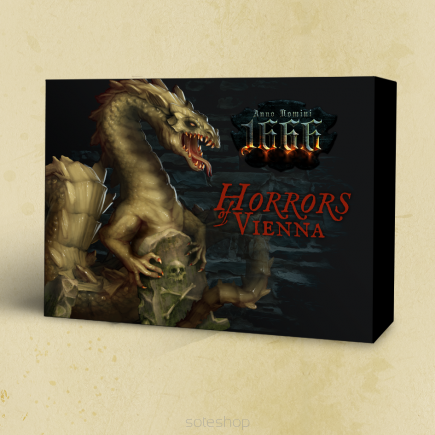 Horrors of Vienna expansion (plastic)