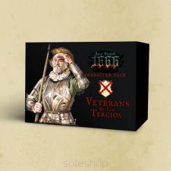 Veterans of the Tercio character pack (plastic)